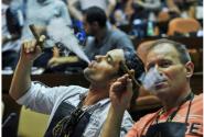 Xì gà Cuba có ảnh hưởng tới sức khỏe?