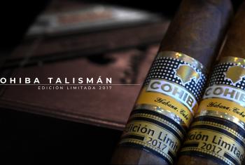 Cohiba Talisman 2017 Limited được Habanos tái sản xuất