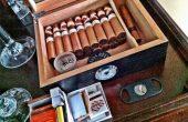 Hướng dẫn cách sử dụng hộp bảo quản xì gà