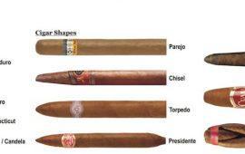 Vai trò của Wrapper với hương vị của điếu xì gà – P1: Hình thái xì gà